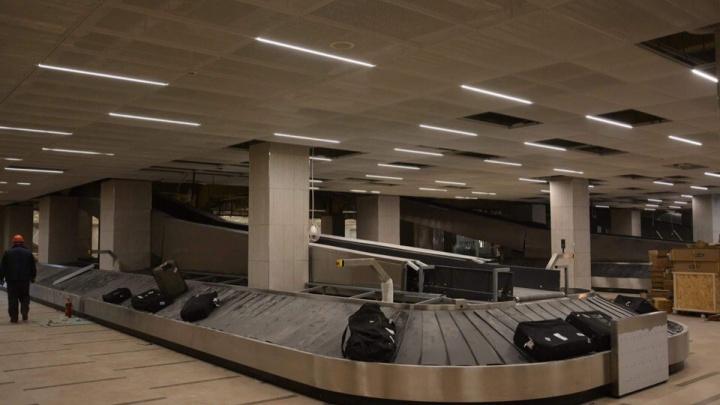 Директор аэропорта рассказал о новом терминале и высказался о «бутербродах по 500 рублей»