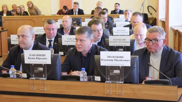 Ярославские депутаты наградили сами себя