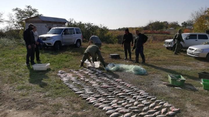 В Ростовской области браконьер заплатит миллион за незаконный вылов рыбы