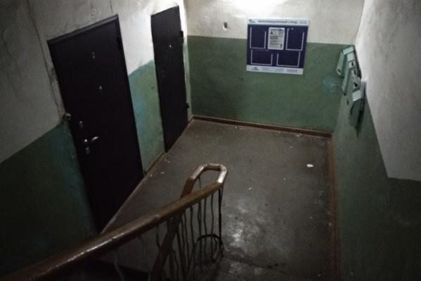 Квартира убийце не принадлежала, он проживал в доме у знакомого