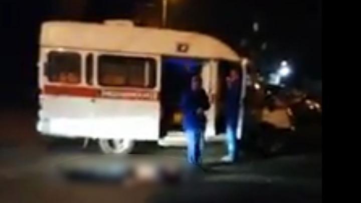 «Дважды чудом не попал под колёса»: возле остановки в Ленинском насмерть сбили молодого челябинца