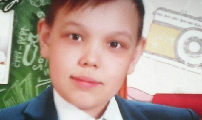Пропавший в Уфе школьник Владимир Чумаков нашелся