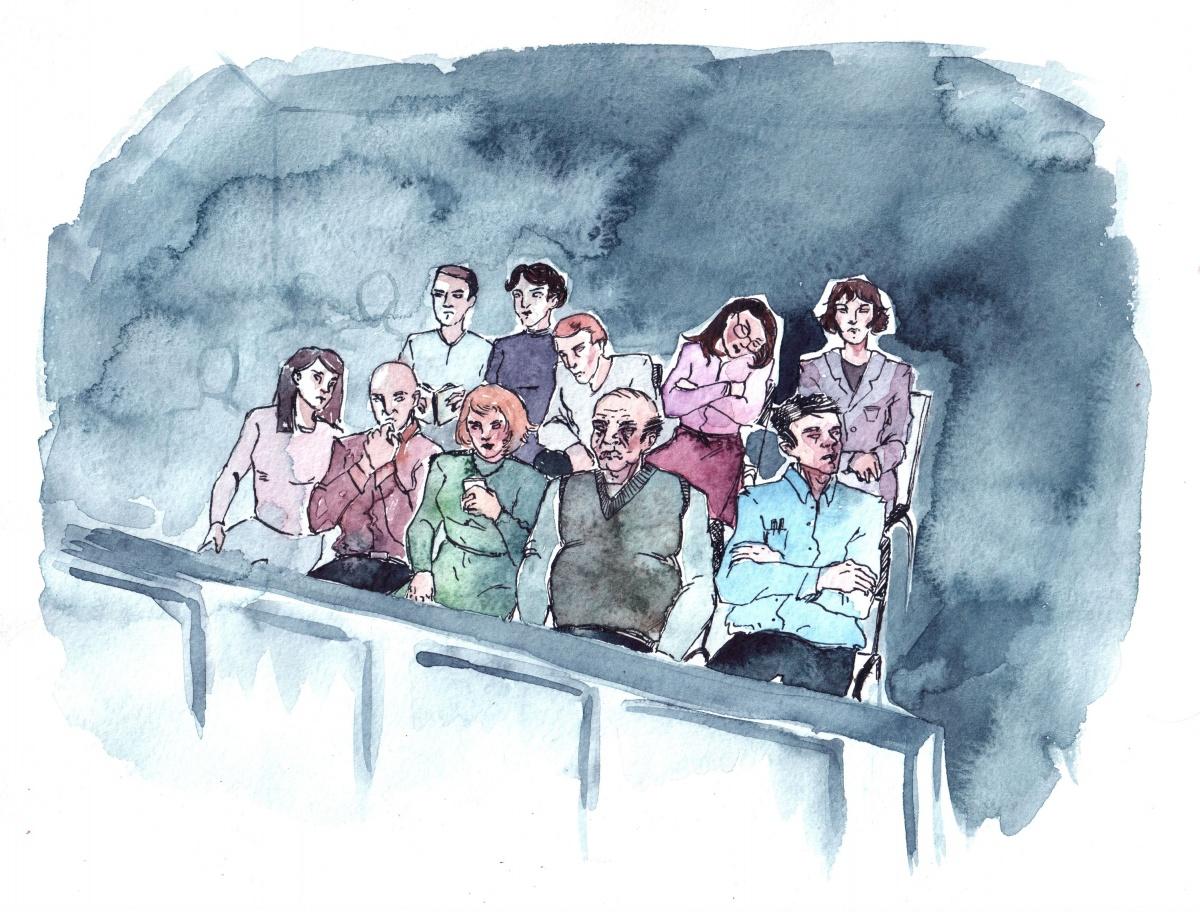 Именем народа: как устроен суд присяжных — и почему они боятся за себя и свои семьи