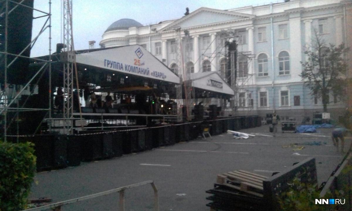 Фестиваль «Рок чистой воды-2017» посетили неменее 25 тыс. нижегородцев
