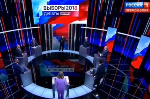 Нынешние дебаты кандидатов в президенты стали зрелищным шоу
