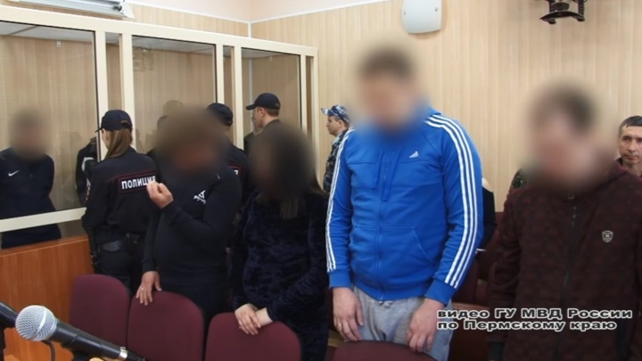 81 год заключения на десятерых. В Перми осудили банду наркодилеров, делавших закладки