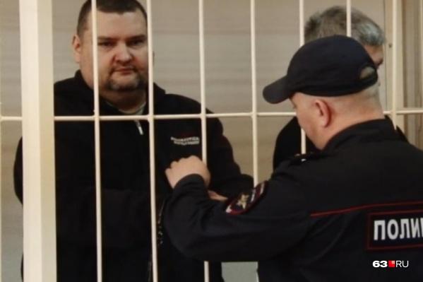 Дмитрий Бегун сидит уже более четырех лет