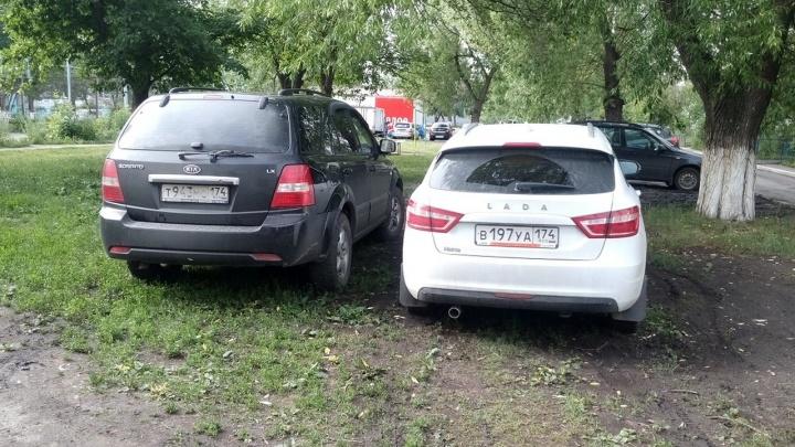 Я паркуюсь, как баран: как выписать штраф 200 тысяч рублей за парковку на газоне