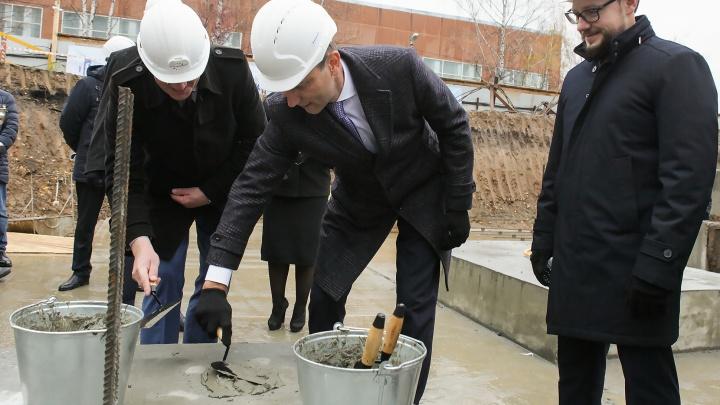 «Уралкалий»начинает строительство жилых домовдля сотрудников