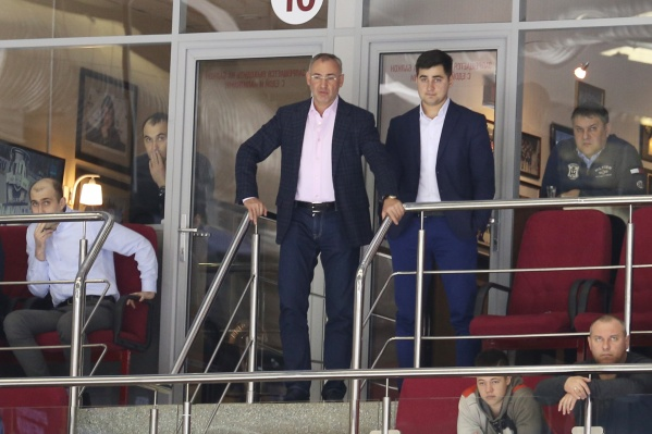 Борис Видгоф любит «Трактор» не просто на бумаге — он постоянно посещает матчи