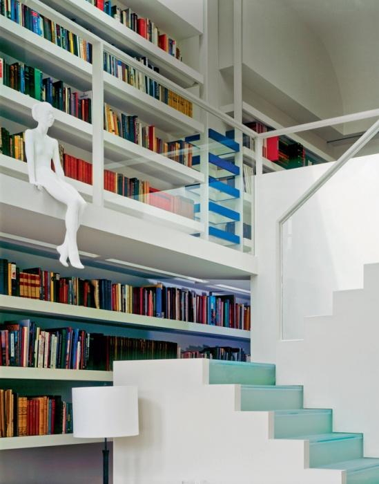 10 проектов домашней библиотеки