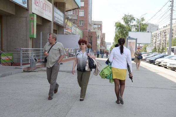 Новосибирская область оказалась в тройке регионов Сибири с самым высоким средним возрастом населения