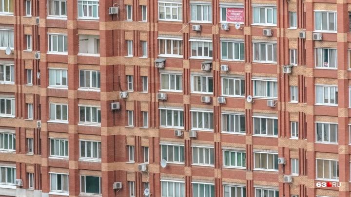 В Самаре без отопления остаются 759 жилых домов