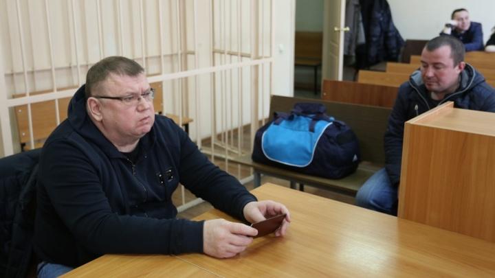 Жалобы дольщиков «Гринфлайта» на приговор Сергею Мануйлову рассмотрит Свердловский облсуд
