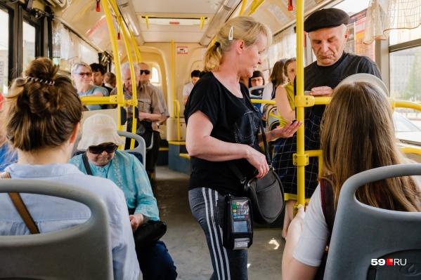 Автобус будет заменять трамвай №3 на время ремонта