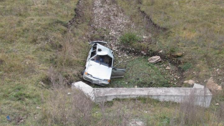 На башкирских дорогах погибли два нетрезвых водителя