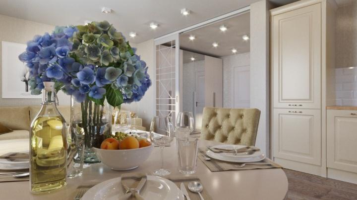 Сделано красиво: обзор квартир с авторским интерьером