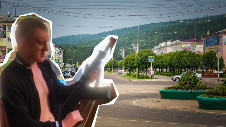 Держащего в страхе весь город стрелка из Зеленогорска оштрафовали на 40 тысяч