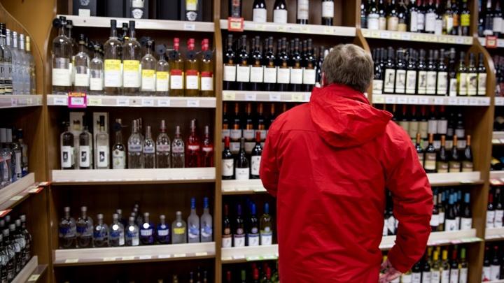 В Ярославле прокуратура накрыла алкомаркет: магазин остался без водки и коньяка