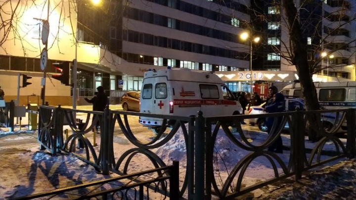 В Екатеринбурге второй день подряд эвакуируют арбитражный суд
