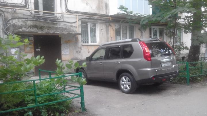 Короли парковки: карету подавать к подъезду!