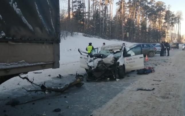 В «Яндекс.Такси» рассказали, сколько выплатят семьям погибших в аварии на Кольцовском тракте
