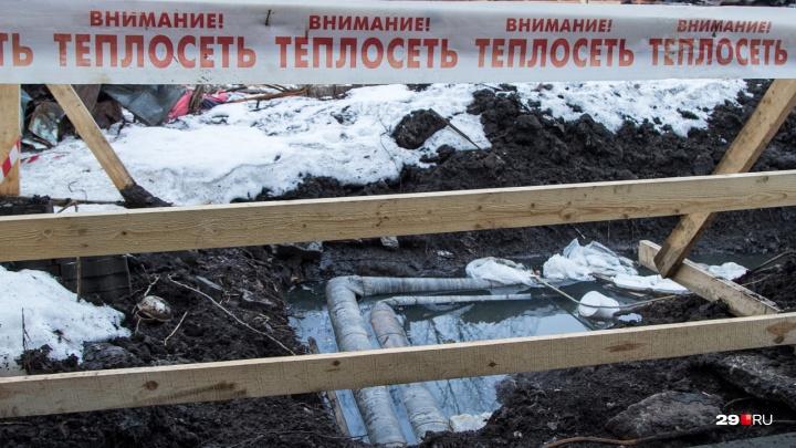 Ремонты по плану: где в Архангельске отключат коммунальные услуги 30 декабря