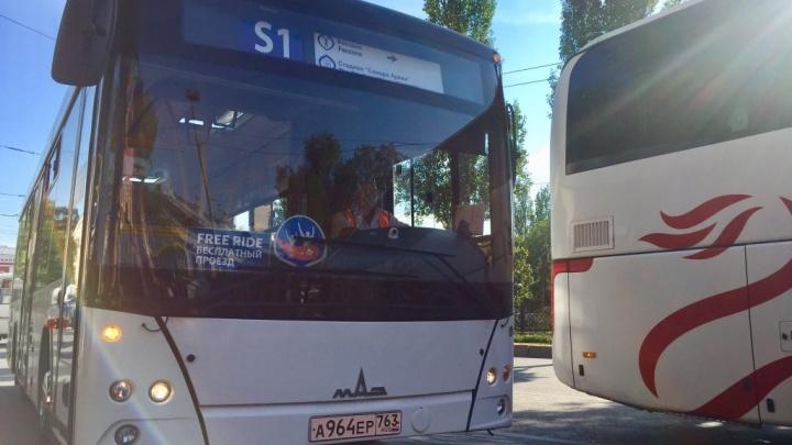 Общественный транспорт в Самаре будет работать до «последнего пассажира»