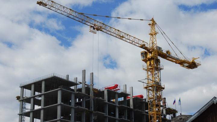 Власти отдадут землю на Рябиновой под дома с квартирами для обманутых дольщиков