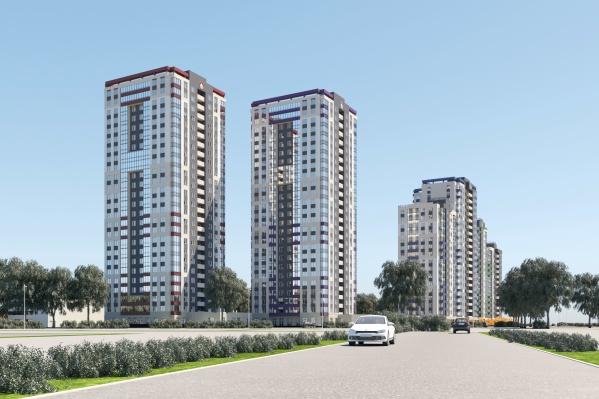 Комфортно — не значит дорого — именно по такому принципу строится жилой квартал «Новая Ботаника» на улице Крестинского