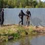 «Тащили к забору»: во время разгрузки топлива с вертолета на Шиесе задержан активист