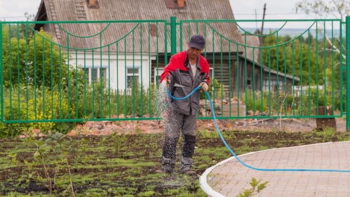 В правительстве предложили принудительно ставить счётчики воды на дачах