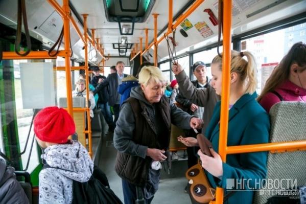 Платить 25–30 рублей за проезд красноярцы могут начать уже с января 2019 года
