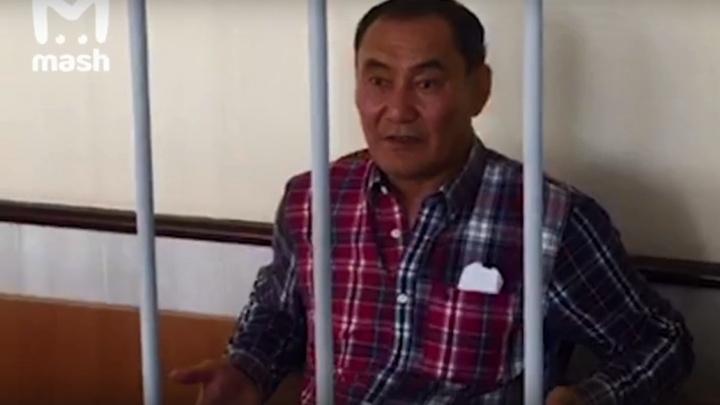 «Плохо со здоровьем»: Михаила Музраева в тюремной робе перевели на карантин в СИЗО