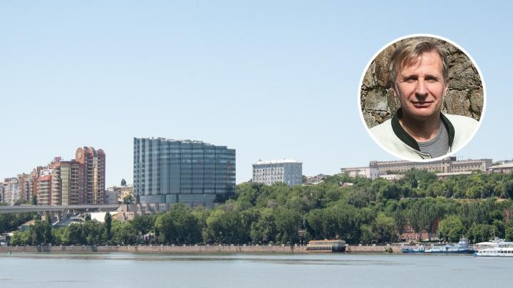 Общежитие для принцессы и бульвар для «Сталкера»: Штефан Лутчингер — о ярких местах Ростова