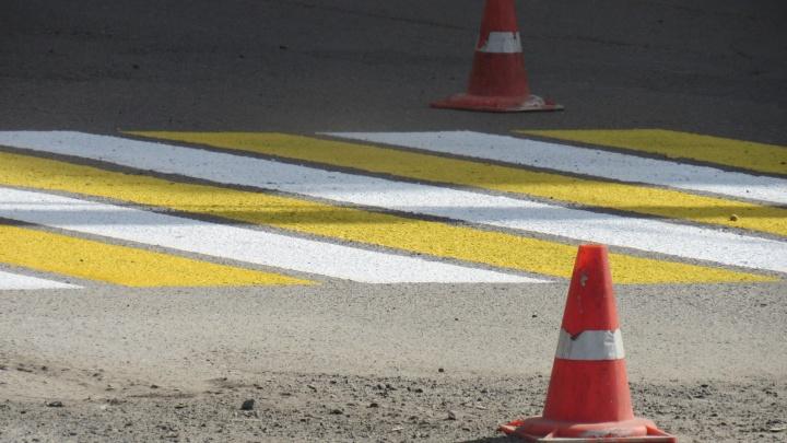 В Кургане женщина-водитель сбила пенсионерку на «зебре» и уехала с места аварии