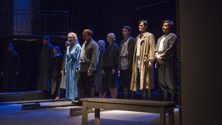 Новокуйбышевцы выбрали новую площадку для театра «Грань»