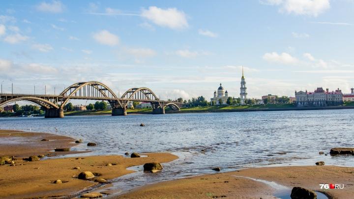 Безопасен ли? В Рыбинске обследуют мост через Волгу