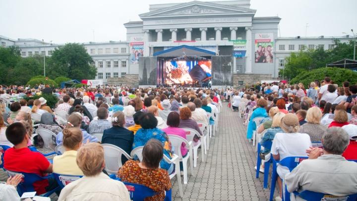Слушаем скрипки на свежем воздухе: открытие Венского фестиваля музыкальных фильмов в режиме онлайн