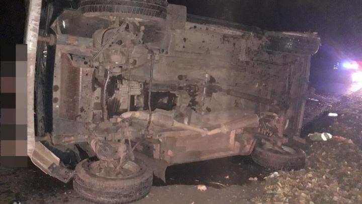 Пытался уйти от столкновения: на проселочной дороге в Башкирии погиб водитель