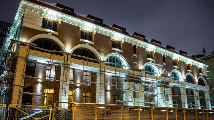 Здание легендарной бани в центре Новосибирска продают за 180 миллионов