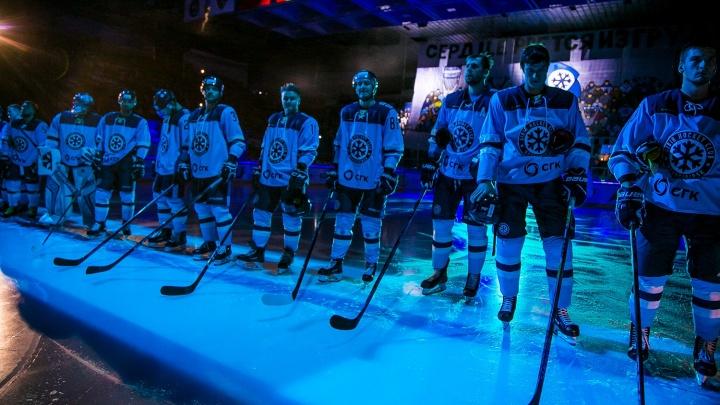 Хоккей:«Сибирь» потерпела ещё одно поражение