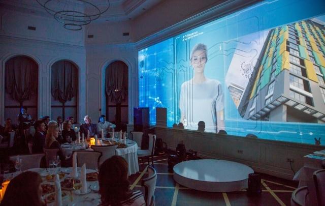 Компания «Талан» провела закрытую презентацию первого дома sky-класса в Квартале Энтузиастов