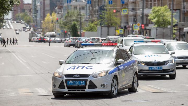 Пострадали 523 человека: в ГИБДД назвали самые аварийно-опасные участки Ростова