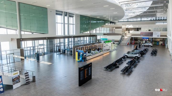 «Это лишь рекомендация»: руководство аэропорта Перми пока не поднимало вопрос о возвращении курилок