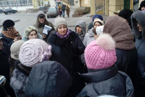 Тайны главной площади Волгограда открылись во время экскурсии