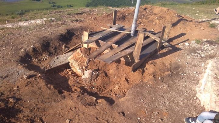 Покусились на памятник: под Стерлитамаком вандалы раскопали шихан