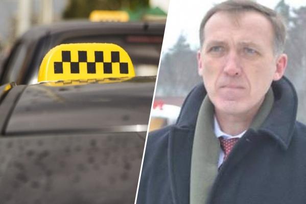 Владимира Корнилова задержали по подозрению в убийстве таксиста