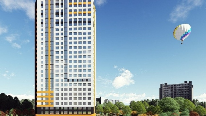 На Щербакова появится новый жилой дом с видом на реку и честными ценами