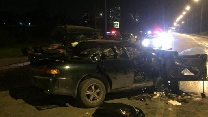 Скончался ещё один участник вечерней аварии в Заельцовском районе